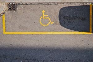 handicapsign